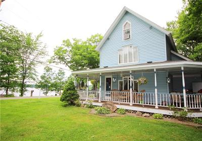 Single Family Home A-Active: 116 Lakeside Drive