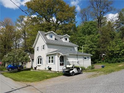 Castile Single Family Home A-Active: 3939 Janes Avenue
