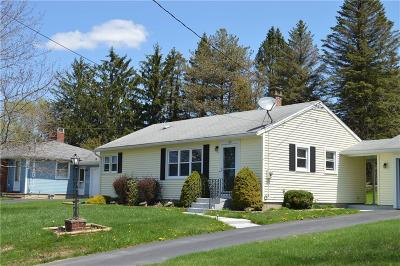 Jamestown NY Single Family Home A-Active: $85,000