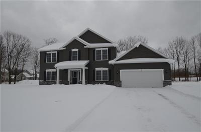 Monroe County Single Family Home A-Active: Lot #801 Fern Way