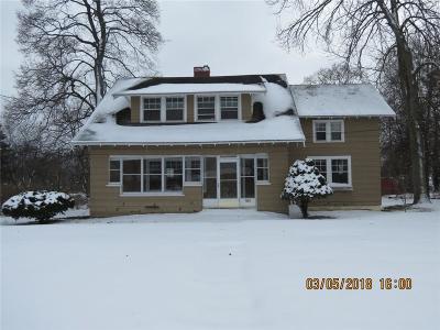 Geneva-City NY Single Family Home A-Active: $85,900