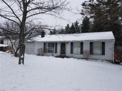 Jamestown NY Single Family Home C-Continue Show: $81,000