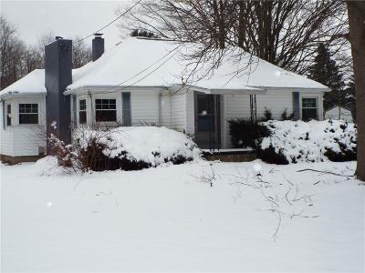Portville NY Single Family Home A-Active: $69,900