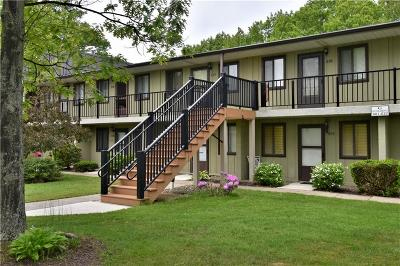 Condo/Townhouse A-Active: 610 Edgewater Drive #610