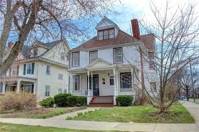 Single Family Home A-Active: 281 Washington Street