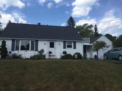Olean-City NY Single Family Home A-Active: $139,000
