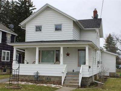Genesee County Single Family Home C-Continue Show: 238 Liberty Street
