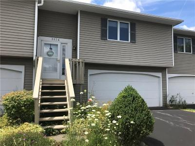 Canandaigua NY Condo/Townhouse Sold: $145,000