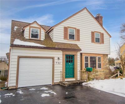 Irondequoit Single Family Home A-Active: 227 Thorncliffe Drive