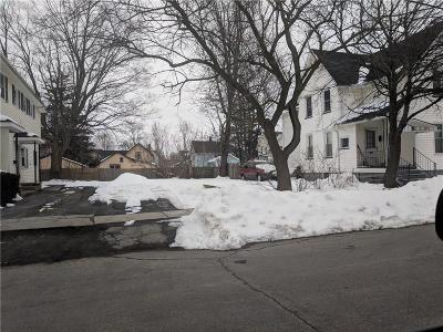 Genesee County Residential Lots & Land A-Active: 21 Hutchins Street