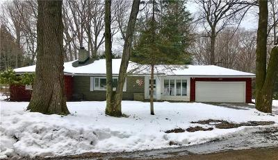 Irondequoit Single Family Home A-Active: 480 Oakridge Drive