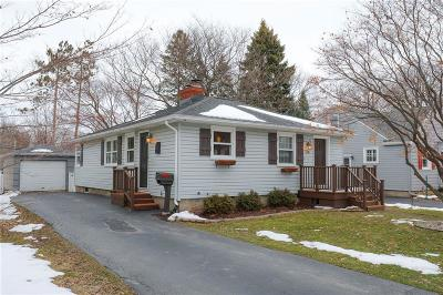 Irondequoit Single Family Home A-Active: 716 Eaton Road