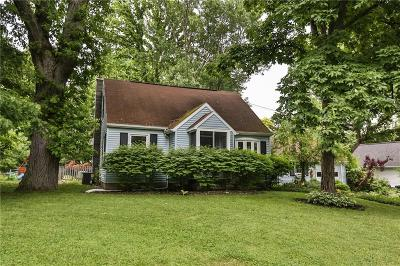 Single Family Home A-Active: 2610 East Street