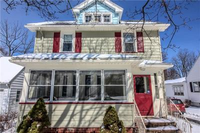 Irondequoit Single Family Home A-Active: 136 Avondale Road
