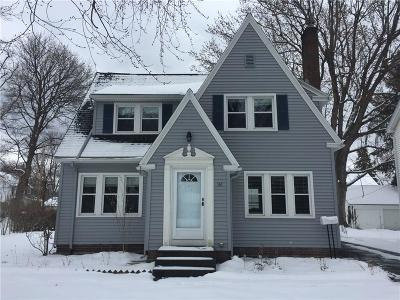 Irondequoit Single Family Home A-Active: 112 Chadwell Road