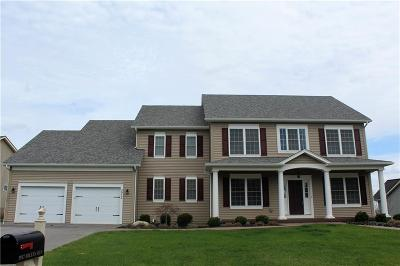 Single Family Home A-Active: 3917 Rileys Run