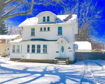 Irondequoit Single Family Home A-Active: 3397 Culver Road