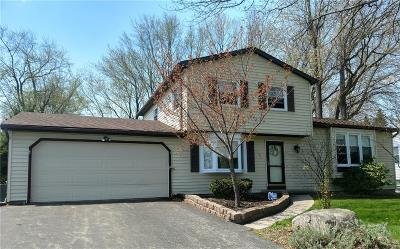 Irondequoit Single Family Home A-Active: 959 Lake Shore Boulevard