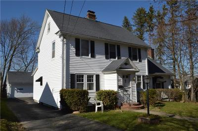 Jamestown NY Single Family Home A-Active: $68,500