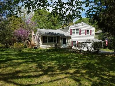Perinton NY Single Family Home A-Active: $249,900