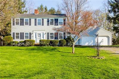 Single Family Home A-Active: 4254 Lake Road