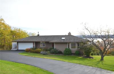 Canandaigua-Town NY Single Family Home A-Active: $474,900