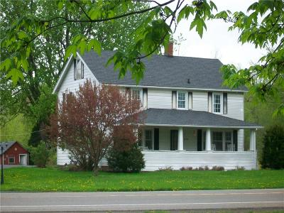 Single Family Home A-Active: 10349 State Route 31