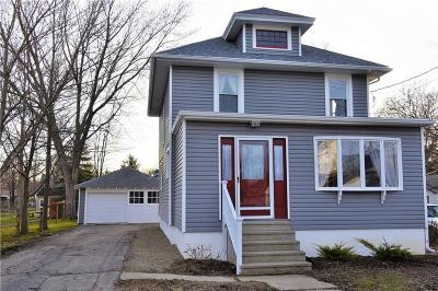 Single Family Home A-Active: 50 Backman Avenue