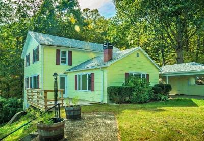 Urbana Single Family Home A-Active: 8716 Urbana Road