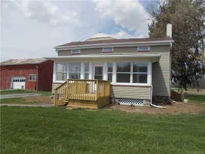 Livingston County Single Family Home A-Active: 6691 Richmond Mills Road