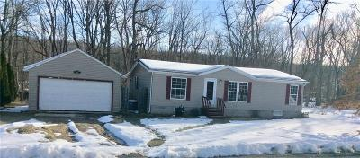 Livingston County Single Family Home A-Active: 6097 Dacola Shores Road