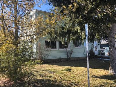 Single Family Home Sold: 115 Cranberry Road