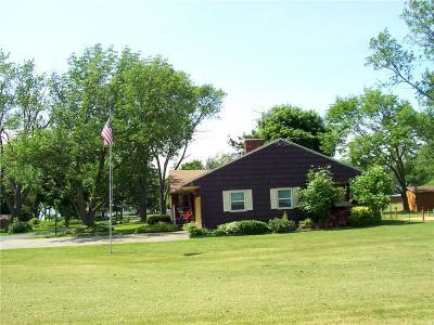 Dunkirk Single Family Home A-Active: 5084 West Lake Road Road