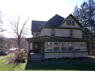 Springwater Single Family Home A-Active: 7686 North Main Street