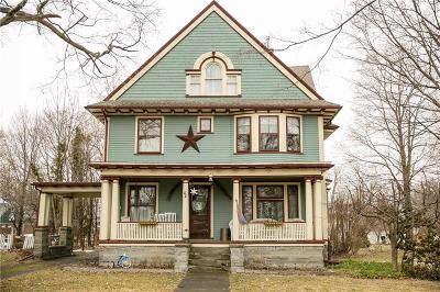 Nunda NY Single Family Home A-Active: $229,900