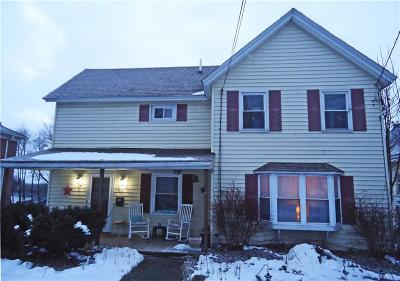 Livingston County Single Family Home A-Active: 53 Prospect Street