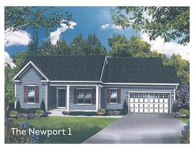 Canandaigua-City Single Family Home A-Active: 212 Sibley Court