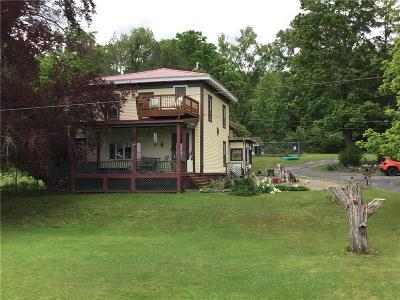 Allegany County, Genesee County, Livingston County, Ontario County, Steuben County, Wyoming County, Yates County Single Family Home A-Active: 4826 Nys Route 14