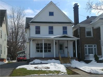 Dunkirk Single Family Home A-Active: 91 West 4th Street