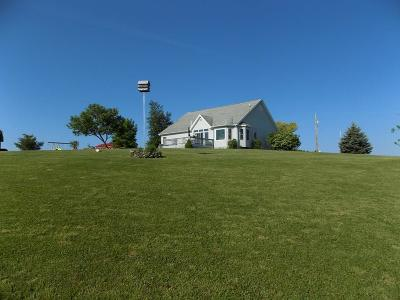 Steuben County Single Family Home A-Active: 6728 Wolf Run Road