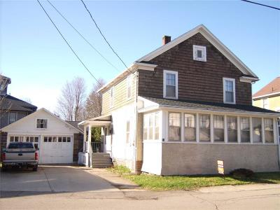 Wellsville NY Single Family Home A-Active: $52,000