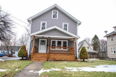 Single Family Home Sold: 122 Livingston Avenue