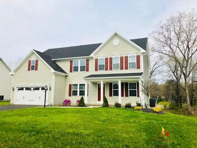 Monroe County Single Family Home A-Active: 545 Hills Pond Road