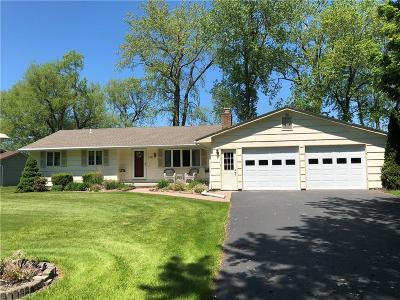 Monroe County Single Family Home A-Active: 7302 Sandy Shore Drive