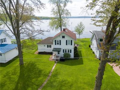 Chautauqua County Single Family Home Sold: 4945 Shore Acres