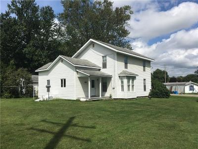 Conewango Valley Single Family Home A-Active: 21 Maple Street