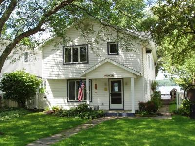 Canandaigua, Canandaigua-city, Canandaigua-town Single Family Home A-Active: 3494 Sandy Beach Drive