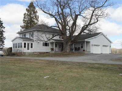 Waterloo Single Family Home A-Active: 168 State Route 96