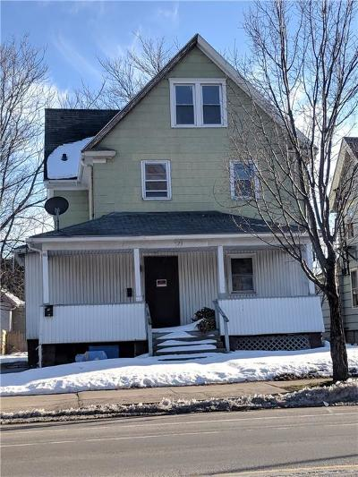 Rochester Multi Family 2-4 A-Active: 523 Lyell Avenue