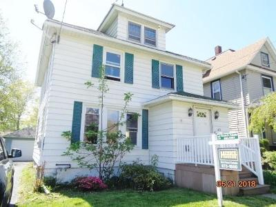 Dunkirk Single Family Home A-Active: 425 Woodrow Avenue